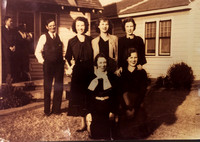 John Brown Jones, Zelda Faye, Eleanor Blanche, Ruth, Annie Mae, Mary Louise