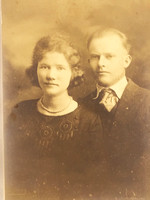 Fran and Zelda Caldwell, Married June 12, 1920